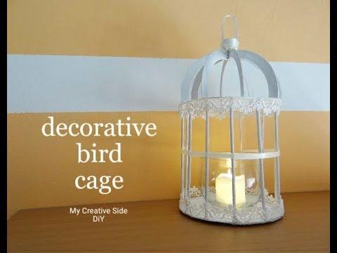 Dekorativni kavez od kartona |DiY| How to make paper bird Cage