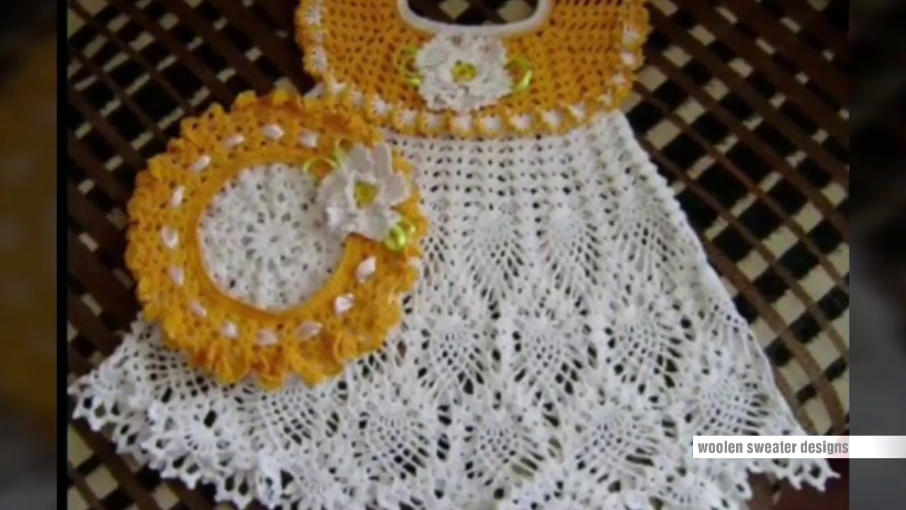 Handmade Woolen Sweater Designs Knitted Design Pattern