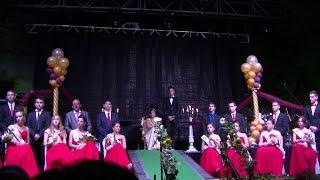 Coronación Reina y Damas 2014 Valdeganga