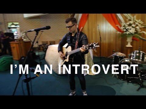 I'M AN INTROVERT