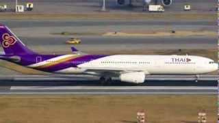 #2 Garuda Indonesia vs Thai Airways
