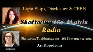 Light Ships, Disclosure and CERN