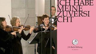 J.S. Bach - Cantata BWV 188 - Ich habe meine Zuversicht - 5 - Recitative (J. S. Bach Foundation)