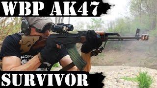 WBP AK47, 5000 Rds Later - Survivor...