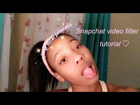 How to make snapchat community lenses