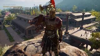 На Олимпийские Игры - Assassin's Creed: Одиссея #36