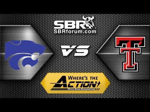 College Football Picks: Kansas State Wildcats Vs. Texas Tech Red Raiders