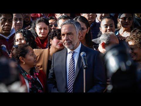 Morena pide a partidos y al Congreso regresar 50% de sus recursos para la Secretaría de Salud