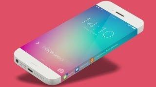 Концепт IPhone 6: Обзор и мнение; Ios8; Iphone Air