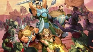 CGR Undertow - DUNGEONS & DRAGONS CHRONICLES OF MYSTARA review for PlayStation 3