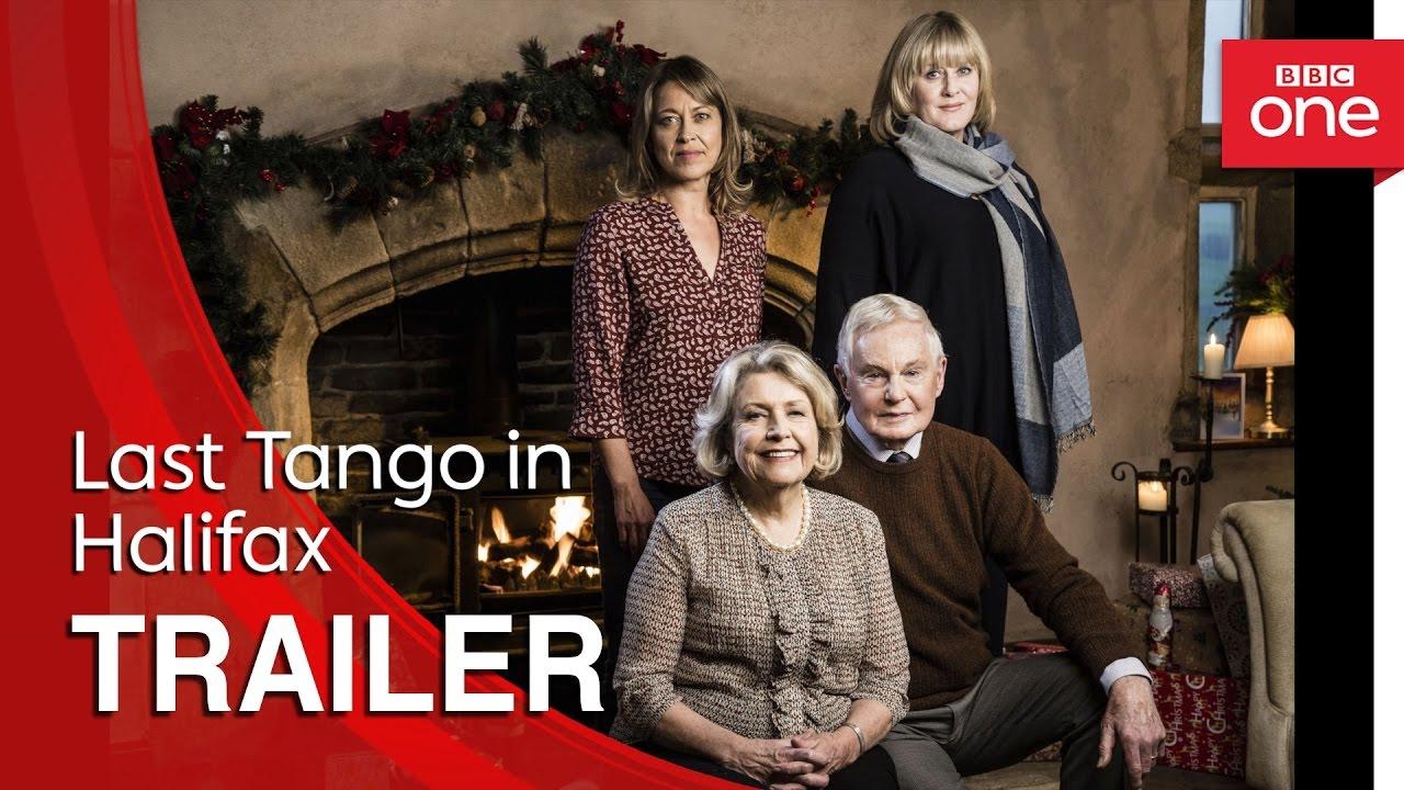 last tango in halifax christmas special trailer bbc one youtube