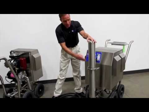 Portable Ozone Systems - The PC Series