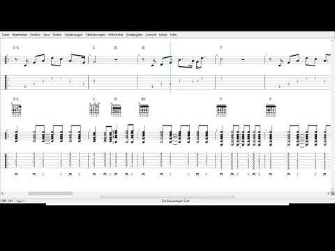 Karel Gott -  Die Biene Maja  - Tabs