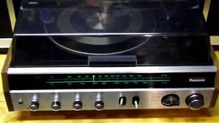3-month WD-40 repair test: Panasonic SD-203 stereo