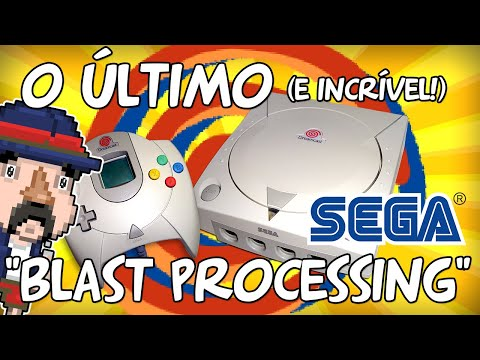 Sega Dreamcast - POR QUE NÃO DEU CERTO? (História Completa)