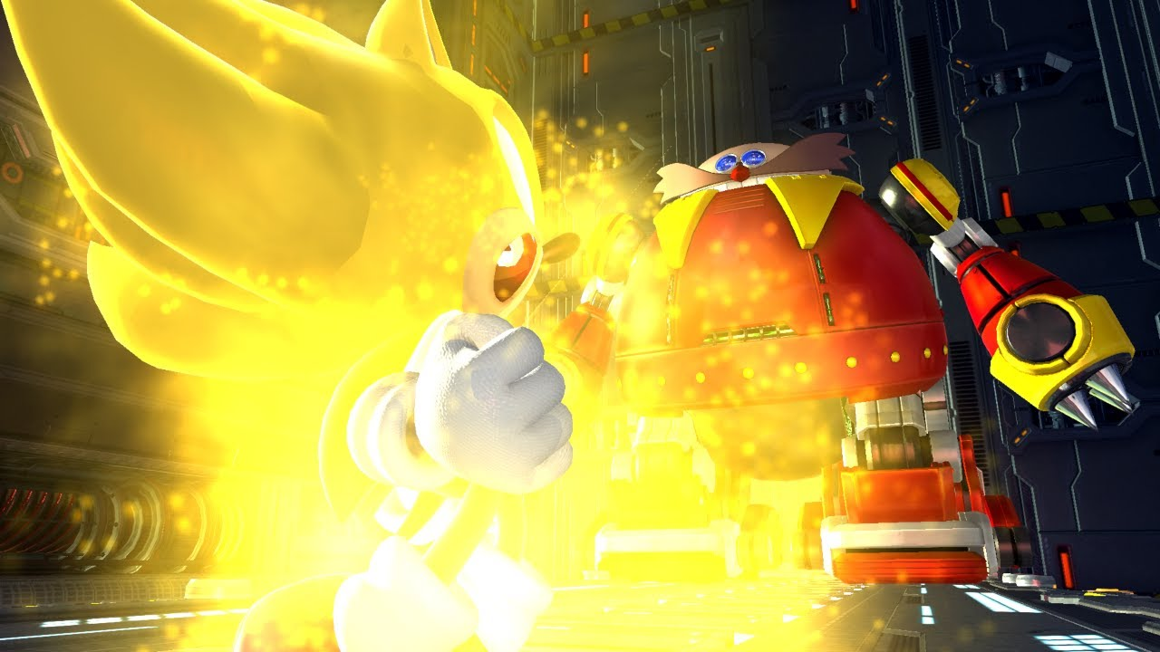 Sonic Generations: Super Transformation in ALL Bosses (Classic & Modern)