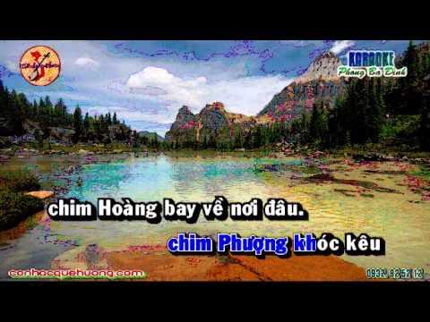 KARAOKE LIENKHUC HOQUANG P5 NGANCHAU SONGCa
