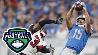 Golden Tate is the perfect choice for a second WR in daily fantasy | Fantasy Focus | ESPN