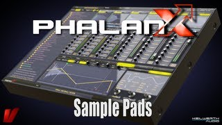 Vengeance Producer Suite - Phalanx Tutorial Video: 02 Sample Pads