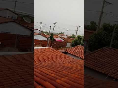 A chuva em brumado bom demais ?