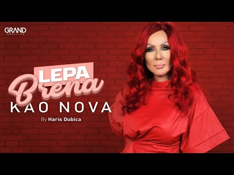 Lepa Brena -  Kao nova - (Official Video 2018)