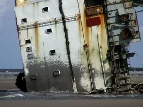 Riverdance Ferry Demolition Part 2