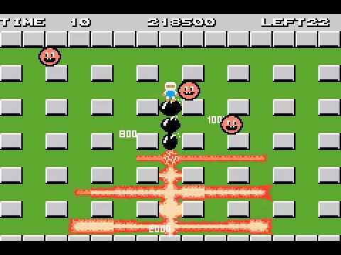 Game Boy Advance Longplay [085] Classic NES Series - Bomberman