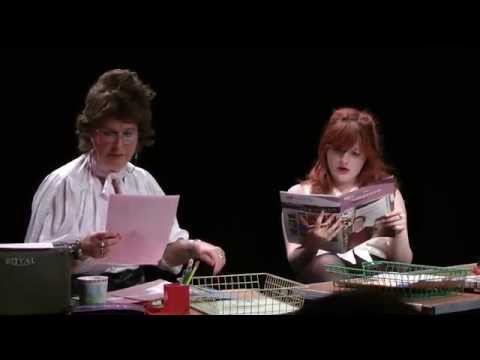 The Office Suite (Green forms) by Alan Bennett