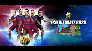 Android/ios/iphone official fc barcelona ultimate rush game.best top games.universal game best apps for kids games subscribe:http://www./subsc...