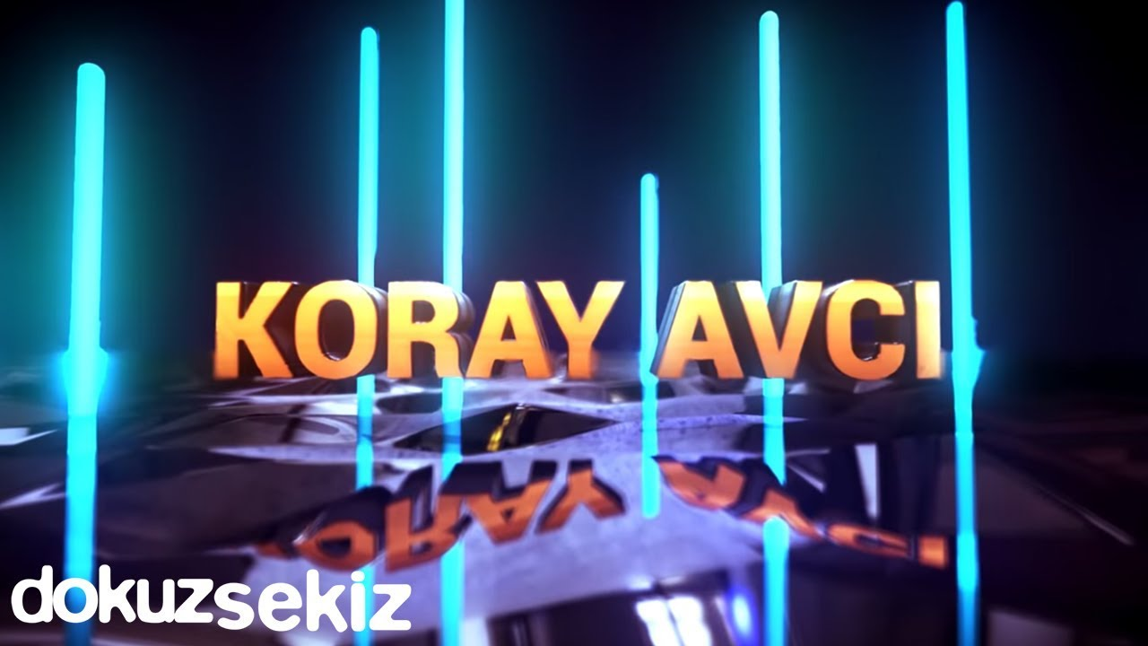 Koray Avcı - Erkekler de Yanar (Lyric Video)