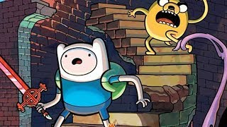 First 30 Minutes: Adventure Time: Explore the Dungeon Because I DON
