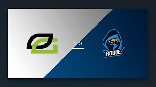 CS:GO - OpTic vs. Rogue [Mirage] Map 1 - NA Day 6 - ESL Pro League Season 7