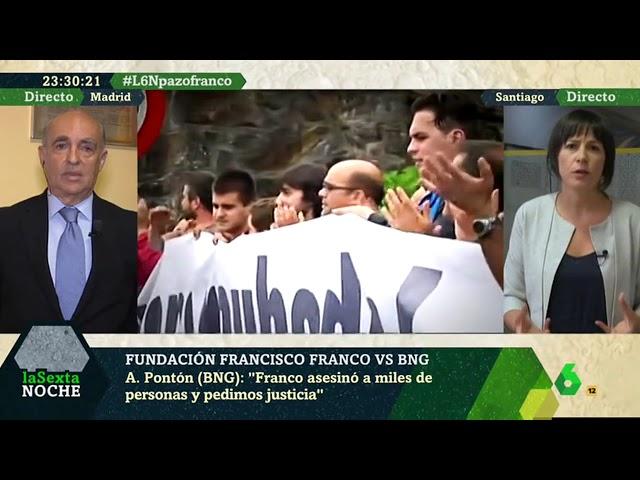 O Pazo de Meirás é só a punta o iceberg de todo o que roubou Franco ao pobo galego