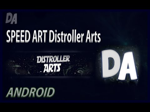 Diseño Del Canal  *Distroller Arts*  (Speed Arts) Android