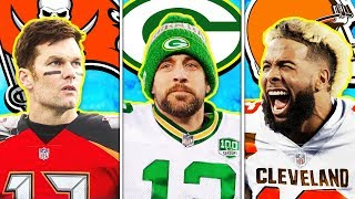 Each Team's Most OVERRATED NFL Player