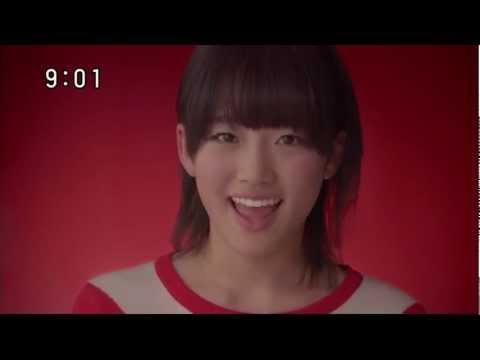 AKB48 梅田綾乃 ワンダ モーニングショット CM 「メッセージ篇」