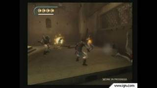 Prince of Persia: The Sands of Time PC Games Gameplay -