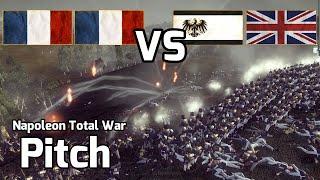 Napoleon Total War Online Battle #12 (2v2) - Attack the Hill!