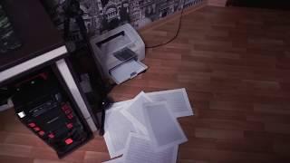 Какой-то ПИД*Р взломал мой принтер