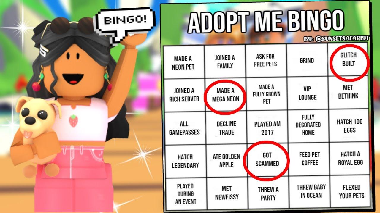 Youtube Video Statistics For I Was Scammed Adopt Me Bingo Sunsetsafari Noxinfluencer