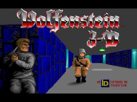 PC Longplay [563] Wolfenstein 3D