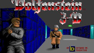 PC Longplay [563] Wolfenstein 3D