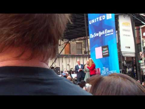 Broadway On Broadway  with Katie Finneran and Anthony Warlow
