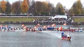 Олимпийский огонь в Твери  Водный этап(, 2013-10-11T21:58:39.000Z)