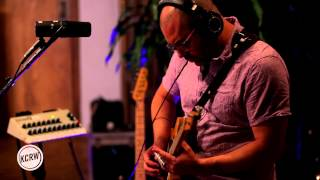 """Morcheeba performing """"Release Me Now"""" Live at the Village on KCRW"""