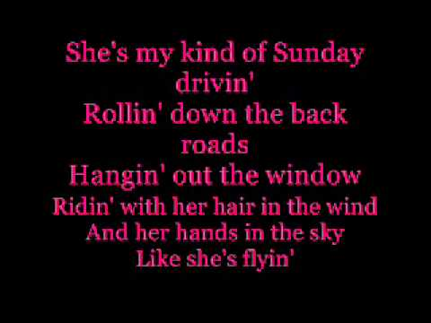 Shes my kind of crazy - Emerson Drive Lyrics