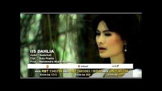 Video Iis Dahlia - Sadarkah [OFFICIAL] download MP3, 3GP, MP4, WEBM, AVI, FLV Mei 2018