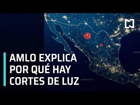 Cortes de luz en México 2020 | Electricidad con Gas Natural - En Punto