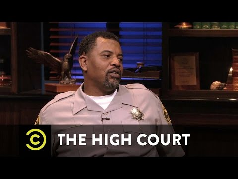 The High Court - Doug Benson Looks the Part