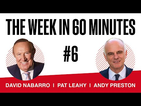 The Week in 60 Minutes #6 - with Andrew Neil and WHO Covid-19 envoy David Nabarro | SpectatorTV